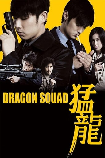 Poster of Dragon Squad