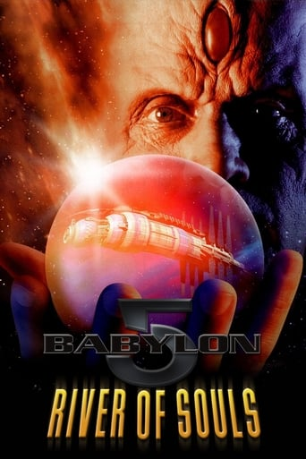 Poster of Babylon 5: The River of Souls