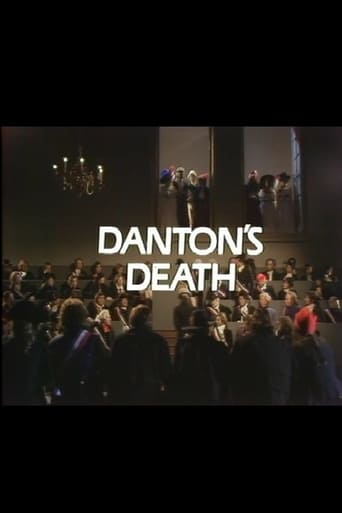 Poster of Danton's Death