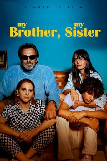 My Brother, My Sister Poster