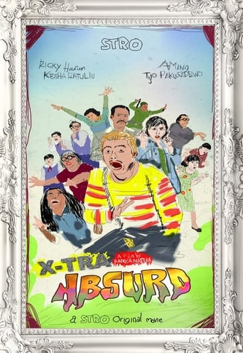 Poster of X-tra Absurd