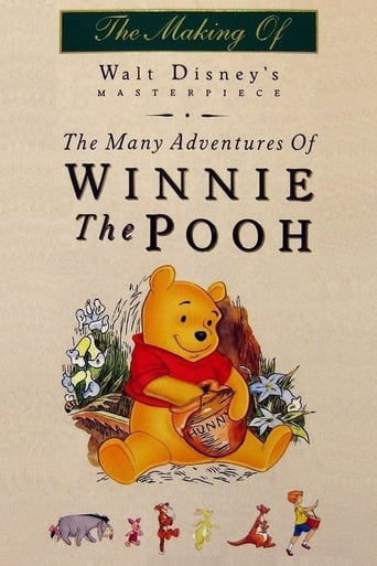 Poster of The Many Adventures of Winnie the Pooh: The Story Behind the Masterpiece