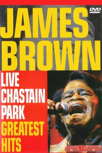 Poster of James Brown - Live At Chastain Park