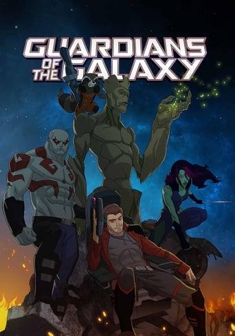 Guardiões da Galáxia 1ª Temporada - Poster