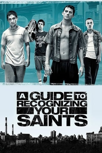 Poster of A Guide to Recognizing Your Saints