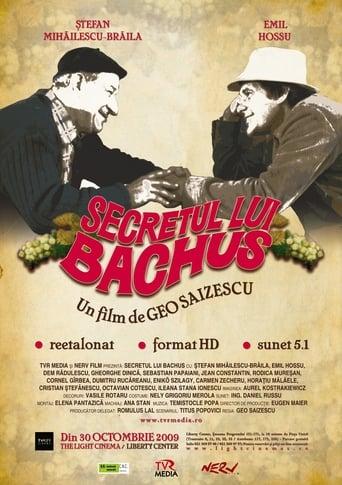 Poster of Secretul lui Bachus