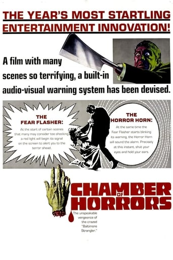 Poster of Chamber of Horrors