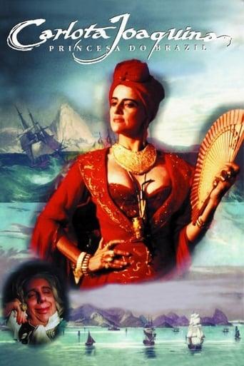 Carlota Joaquina, Princesa do Brazil - Poster