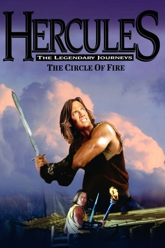 Poster of Hercules and the Circle of Fire