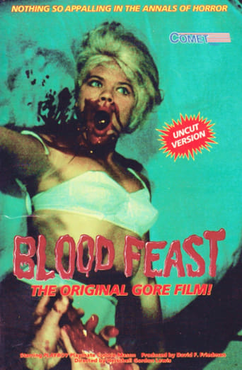 Poster of Blood Feast fragman