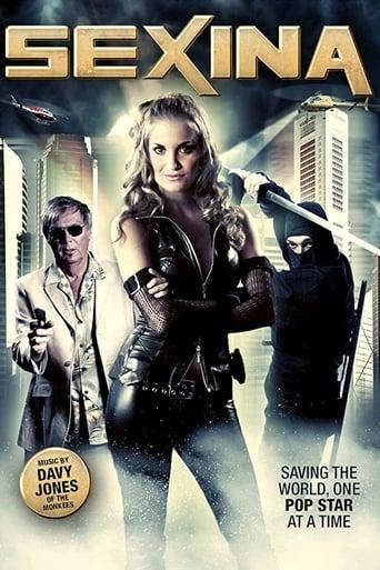 Poster of Sexina: Popstar P.I.
