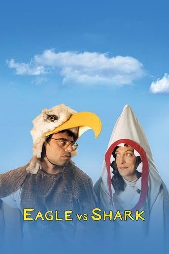 Poster of Eagle vs Shark