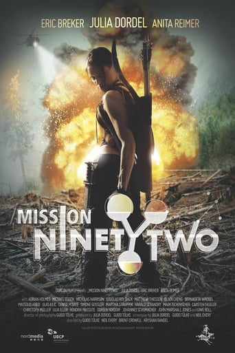 Poster of Mission NinetyTwo: Part II - Energy