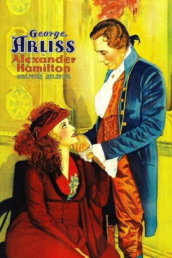 Poster of Alexander Hamilton