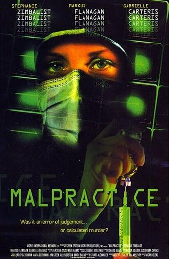 Poster of Error médico