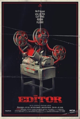 Poster of The Editor