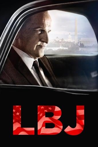 LBJ: A Esperança de uma Nação - Poster