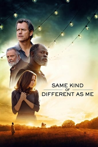 Poster of Same Kind of Different as Me