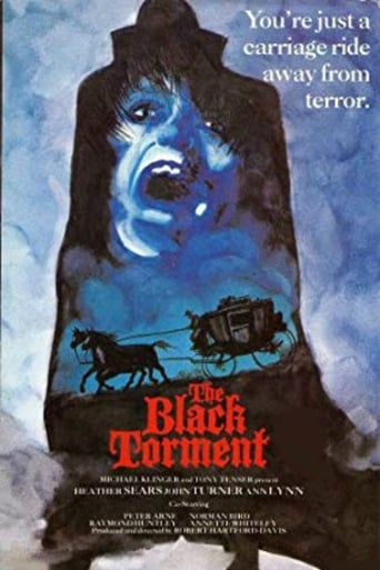 Poster of The Black Torment