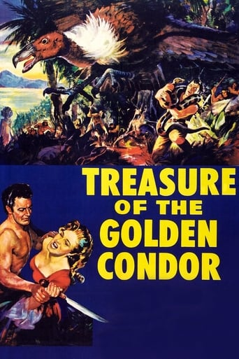 Poster of Treasure of the Golden Condor