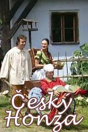 Český Honza Movie Poster