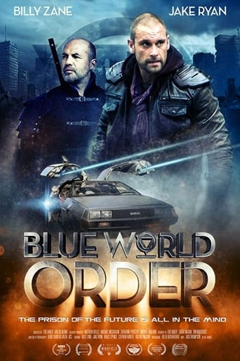 Poster of Blue World Order