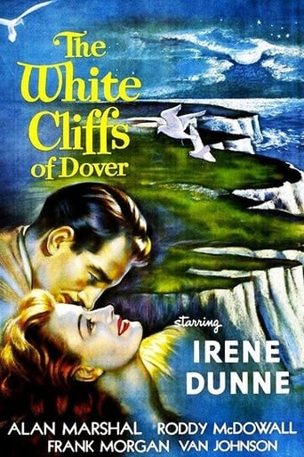 Poster of The White Cliffs of Dover