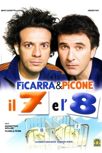 Poster of 7 and 8