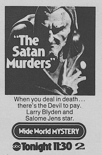 Poster of The Satan Murders
