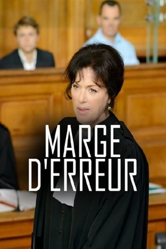 Poster of Marge d'erreur