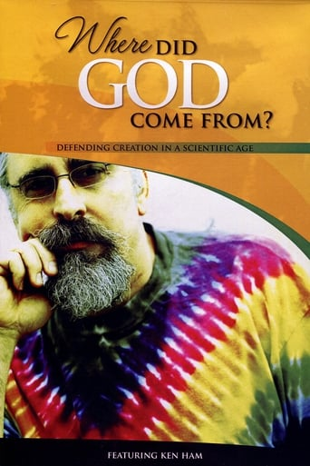 Poster of Where Did God Come From?