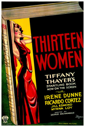 Poster of Thirteen Women