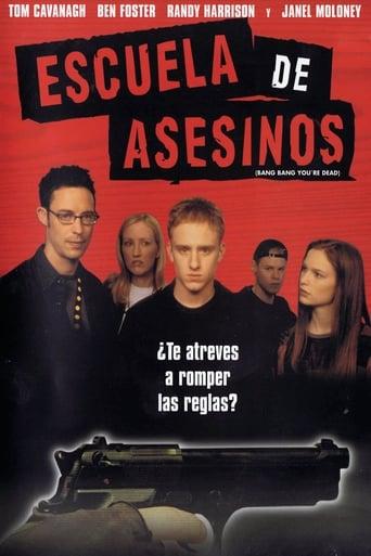 Poster of Escuela de asesinos