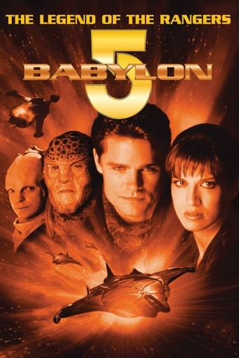 Poster of Babylon 5: The Legend of the Rangers - To Live and Die in Starlight