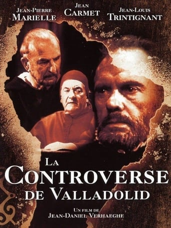 voir film La Controverse de Valladolid streaming vf