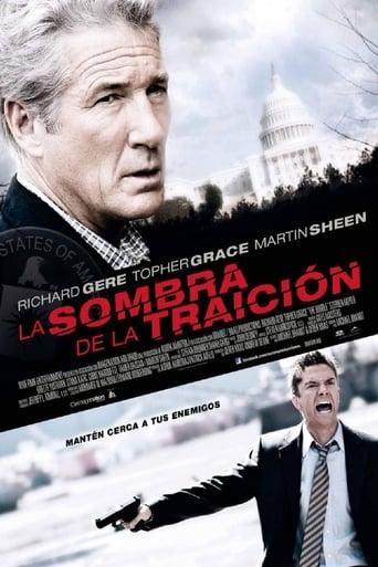 Poster of La sombra de la traición