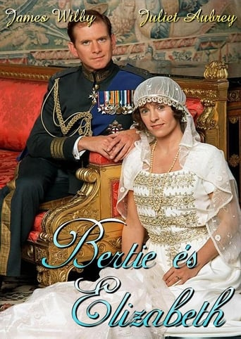 Poster of Bertie and Elizabeth