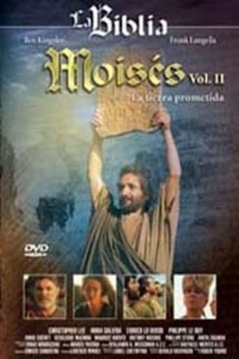 Moisés: Vol. II La Tierra Prometida