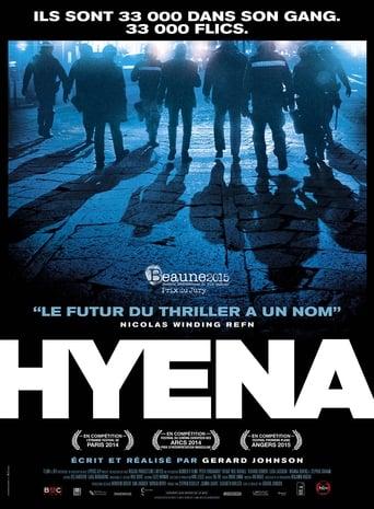 Poster of Hiena: El infierno del crimen