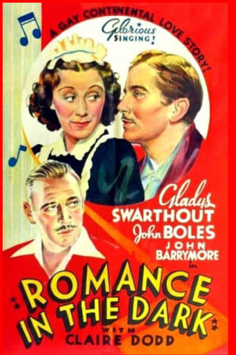 Poster of Romance in the Dark