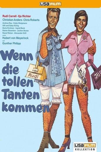 Poster of Wenn die tollen Tanten kommen