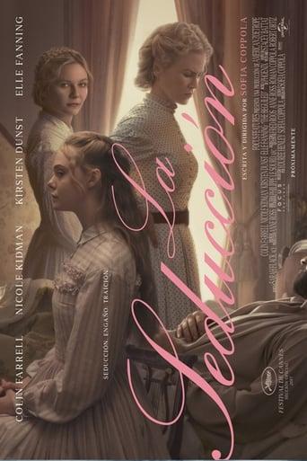 Poster of La seducción