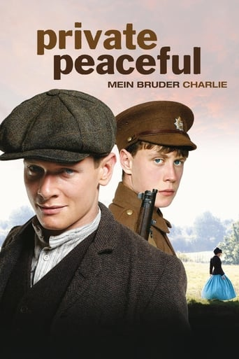 Poster of Private Peaceful fragman
