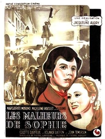Poster of Les malheurs de Sophie