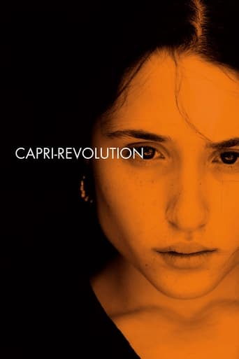 Poster of Capri-Revolution