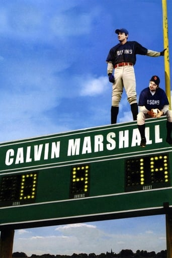 Poster of Calvin Marshall