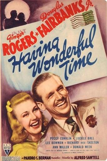 Poster of Having Wonderful Time