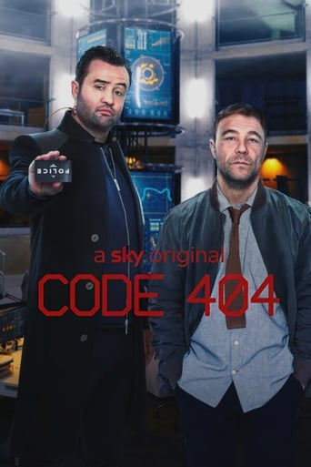 Code 404 Poster