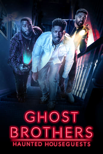 Capitulos de: Ghost Brothers: Haunted Houseguests