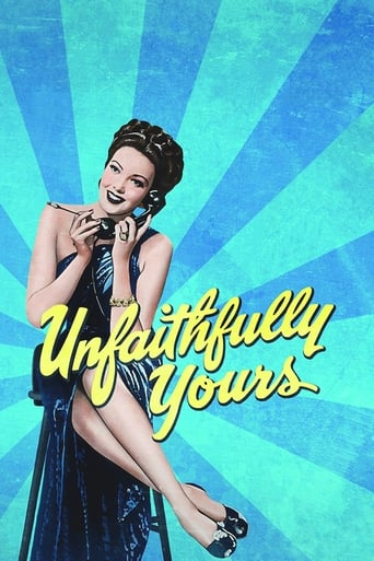 Poster of Unfaithfully Yours